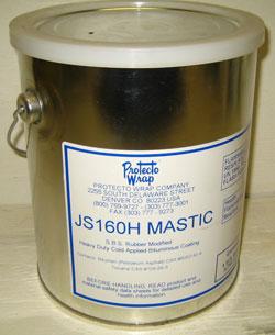 Protecto Wrap JS160H – Rubberized Mastic