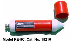 MC Miller RE-5C Reference Electrode – CU/CUSO4, Portable, Cone Plug